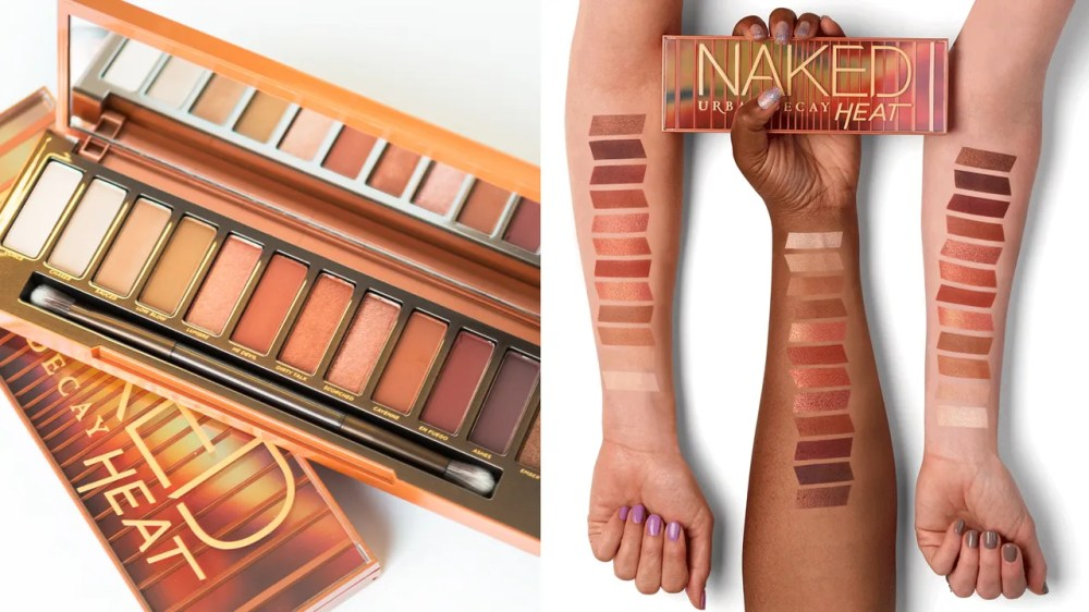 medium resolution of the urban decay naked heat palette is coming here are the details allure