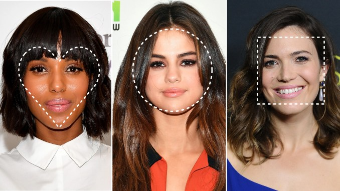find the best haircut for your face shape | allure