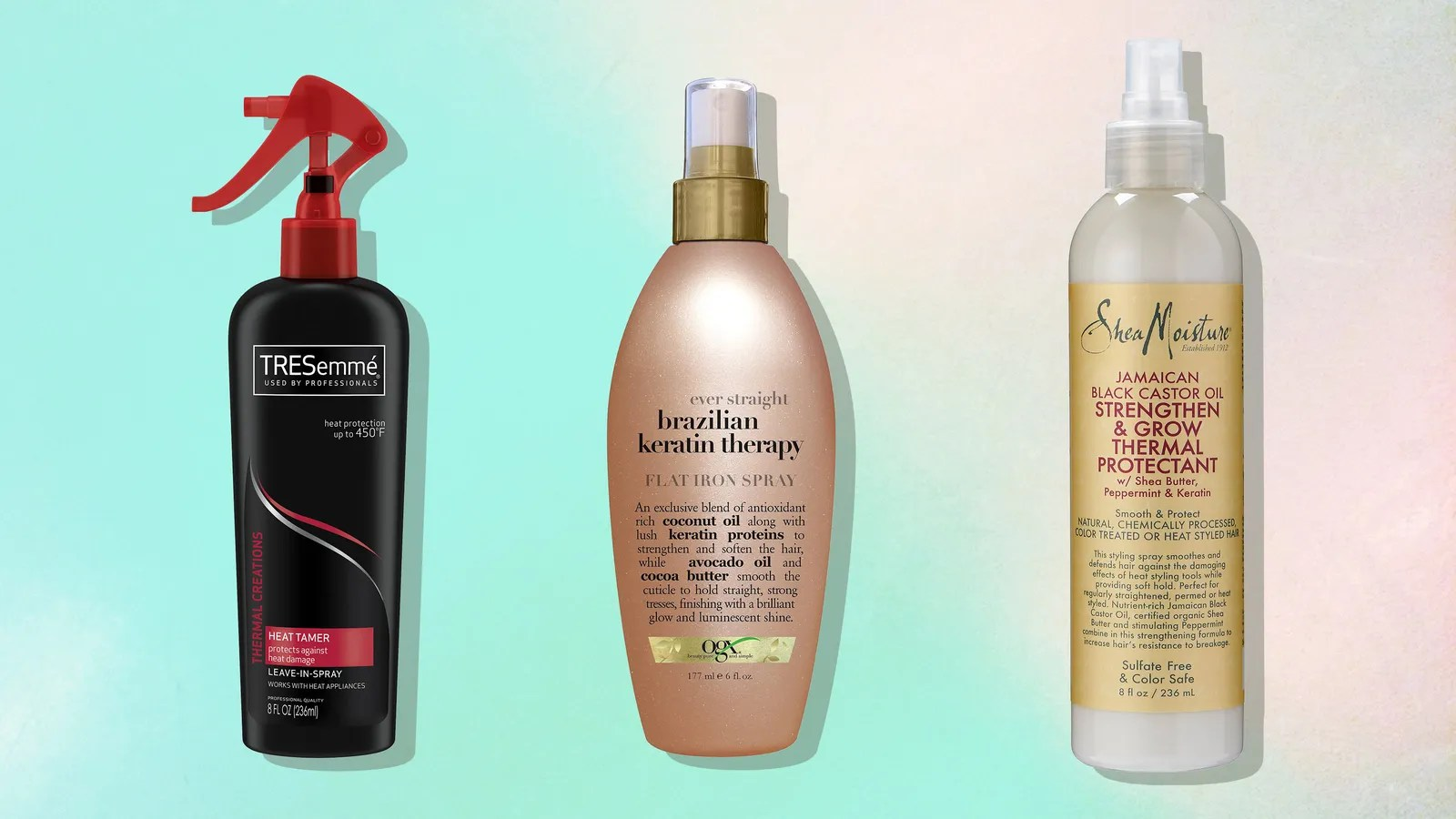 The Best Heat Protectants Under 20 Allure