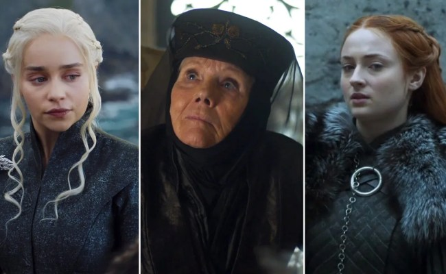 Dames Of Thrones 4 Badass Moments From Women On Game Of