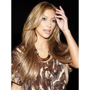 hair evolution of kim kardashian