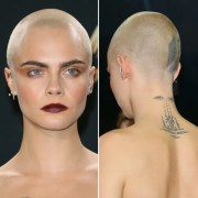 of cara delevingne's hair