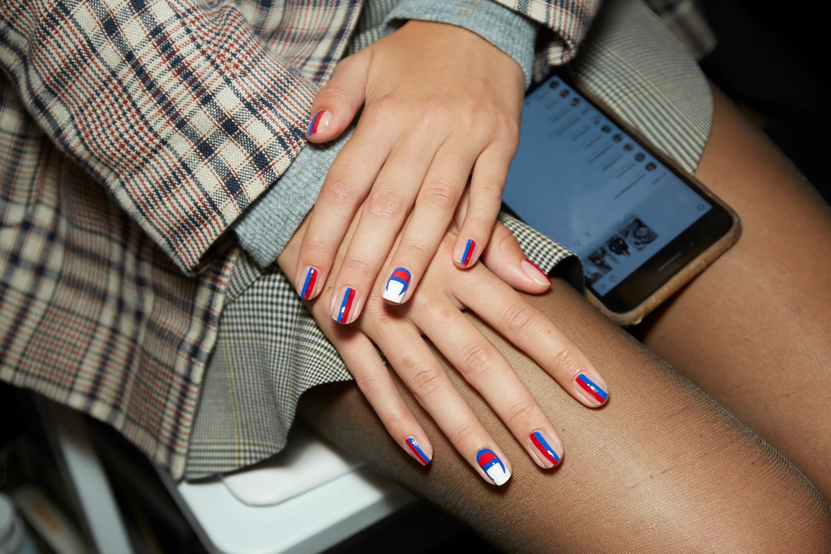 The Best Manicures Of Nyfw Spring Summer 2018