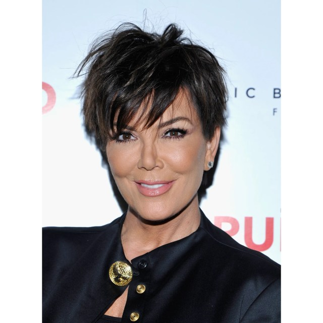 kris jenner's beauty evolution — how the momager's hair and