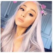ariana grande debuted gorgeous