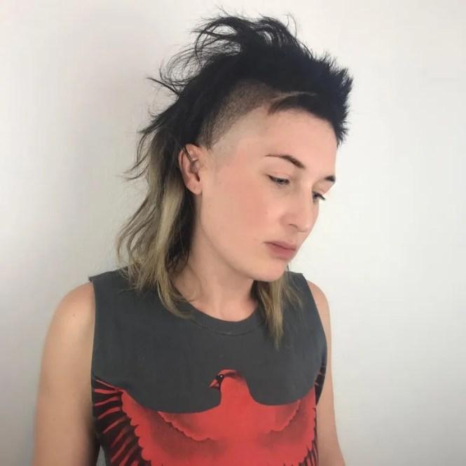 Punk Rock Pixie Haircut The Best Haircut Of 2018