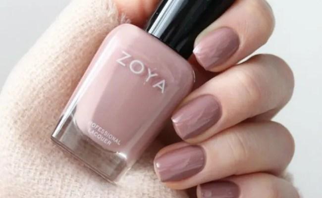Nail Polish Colors Trending On Pinterest Fall 2017 Allure