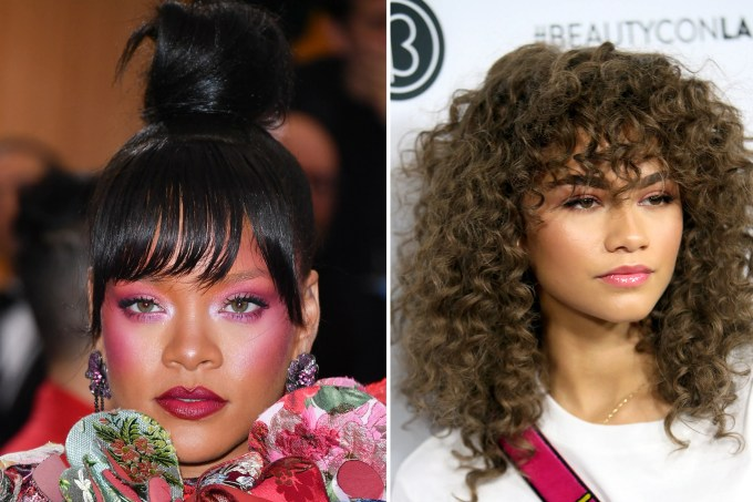 11 cute bang styles to try | allure