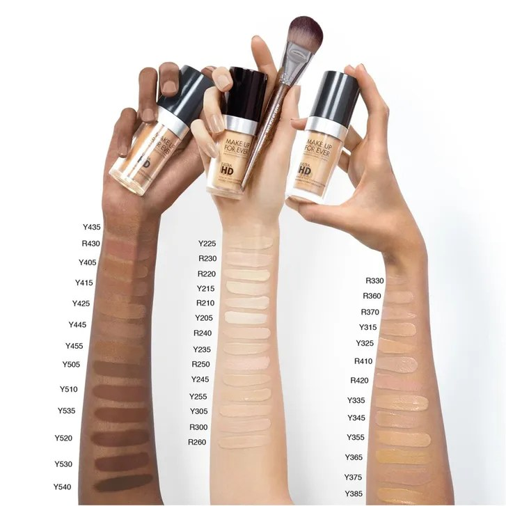13 Makeup Brands With Wide Foundation Ranges  Allure