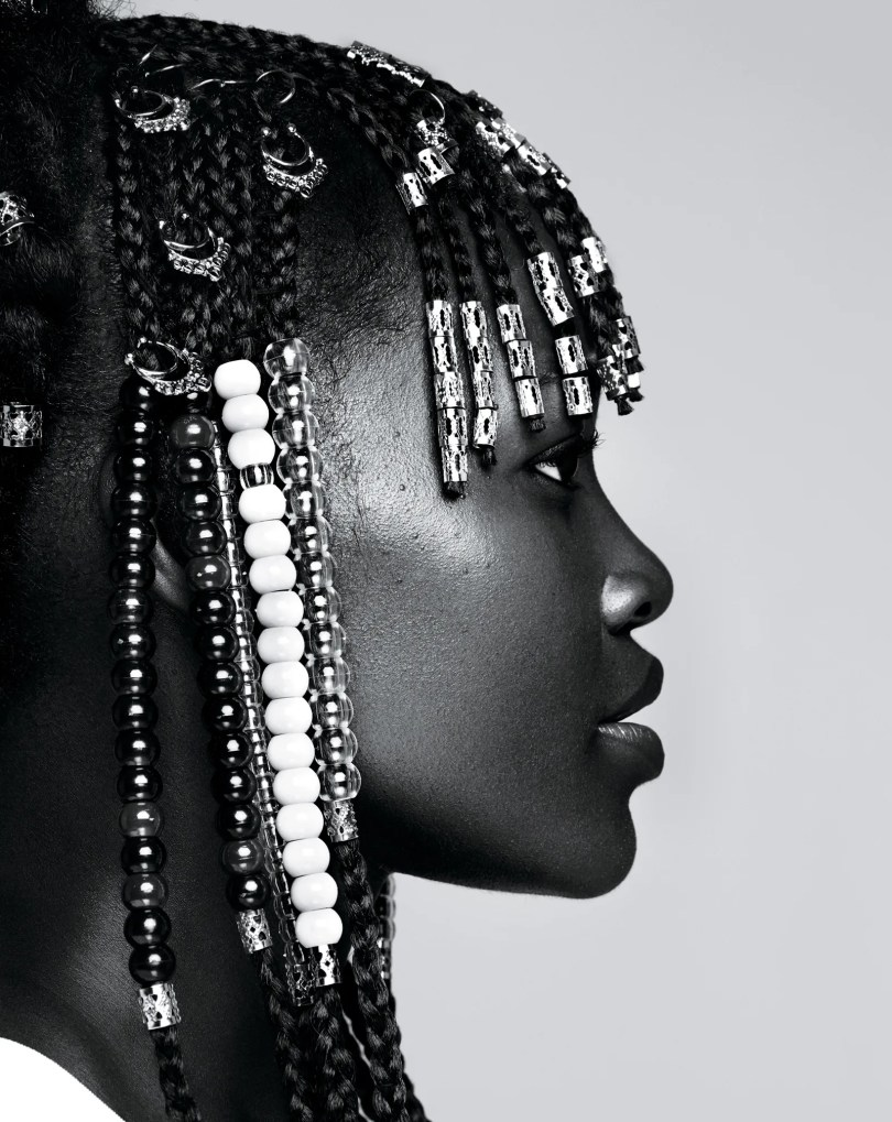 allure march 2018 cover  lupita nyong'o