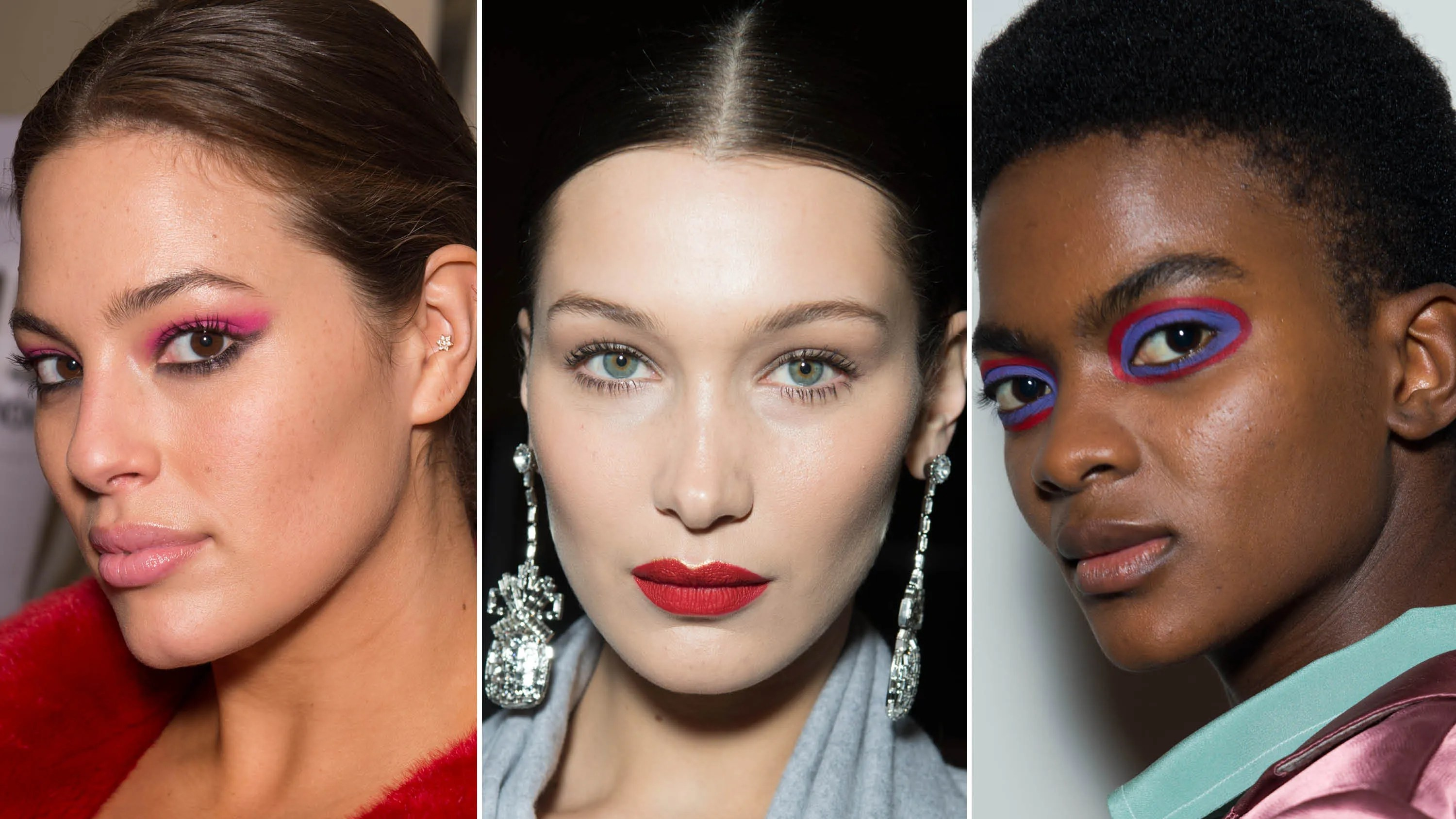 NYFW Fall 2018 Beauty Trends Best Hair And Makeup Looks