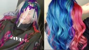 drip hair color viral