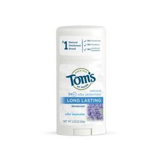 Tom's of Maine Natural Deodorant in Lavender