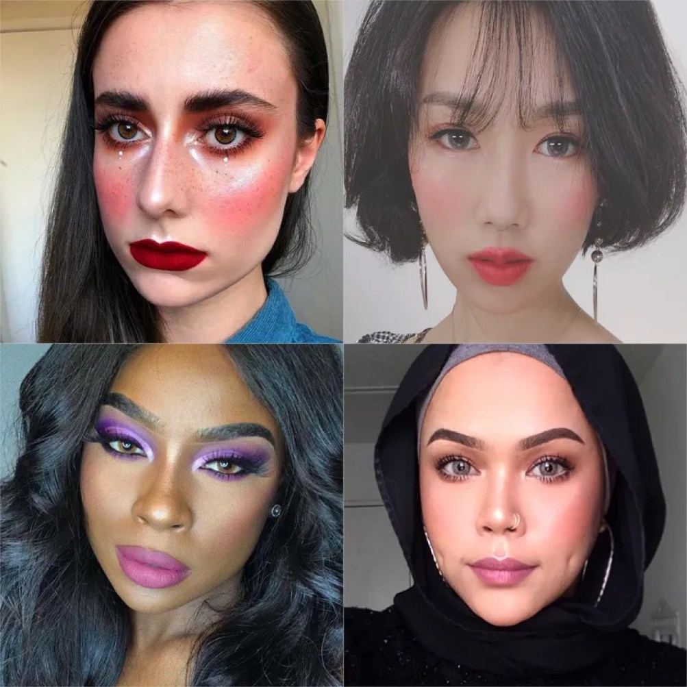 Biggest Makeup Trends Taking Over Instagram