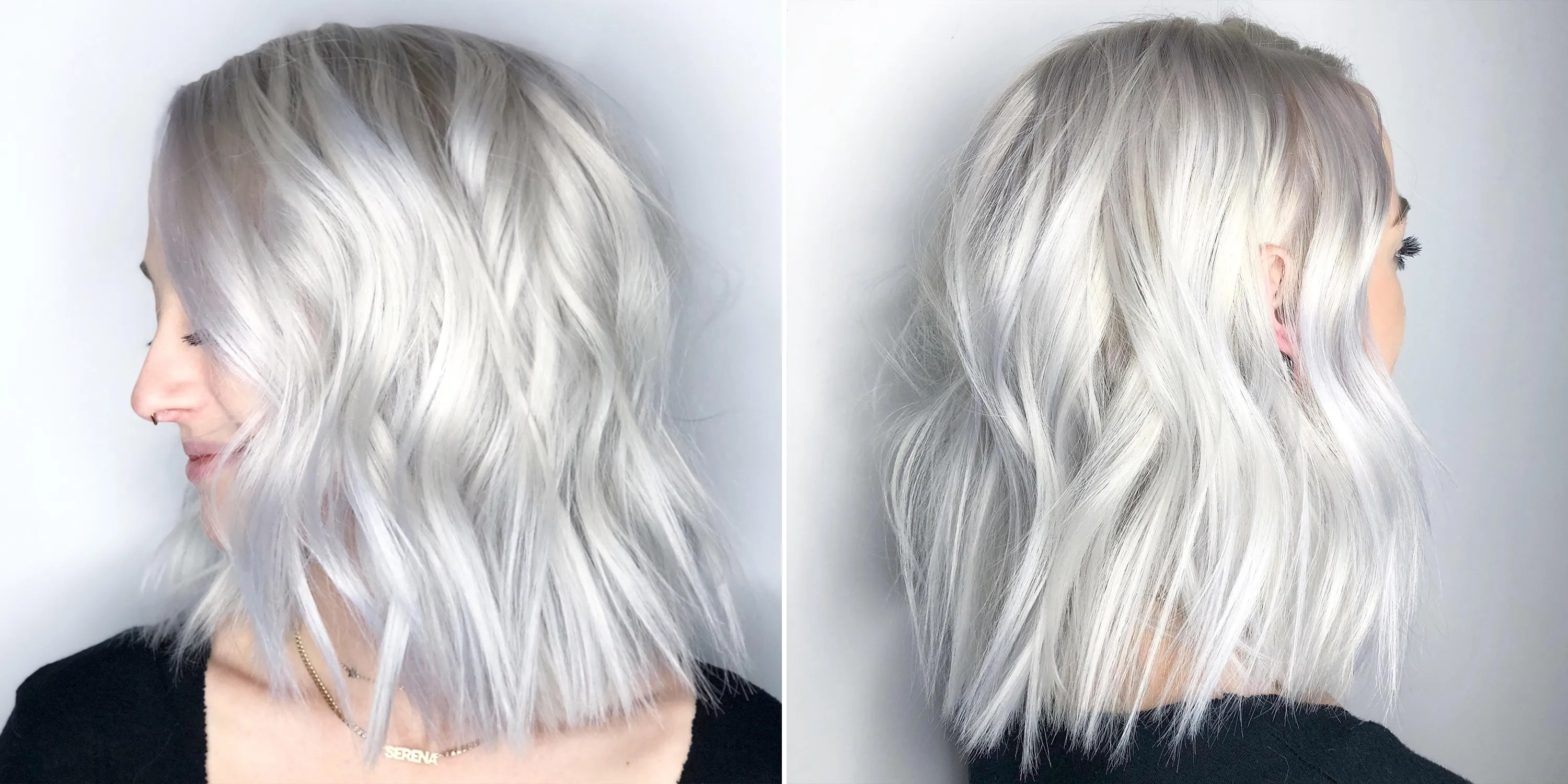 The Baby White Hair-Color Trend Is So Light It's Almost ...