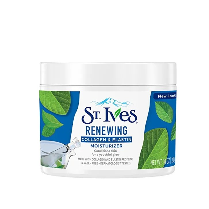 St. Ives Renewing Collagen & Elastin Moisturizer