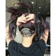 cool undercut hairstyle ideas