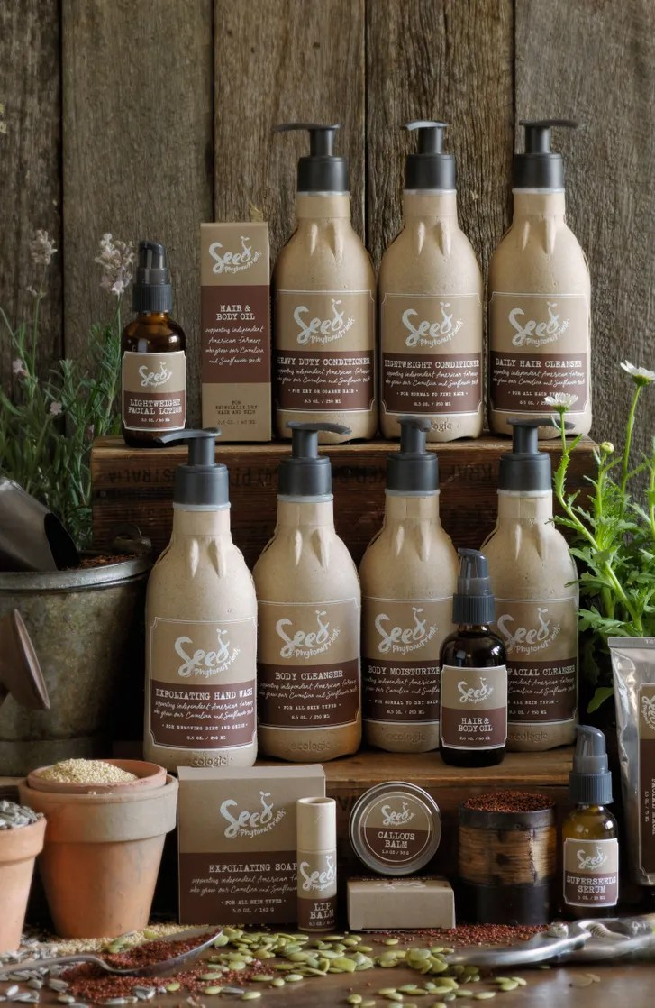 LOral Launches Seed Phytonutrients A Sustainable Skin
