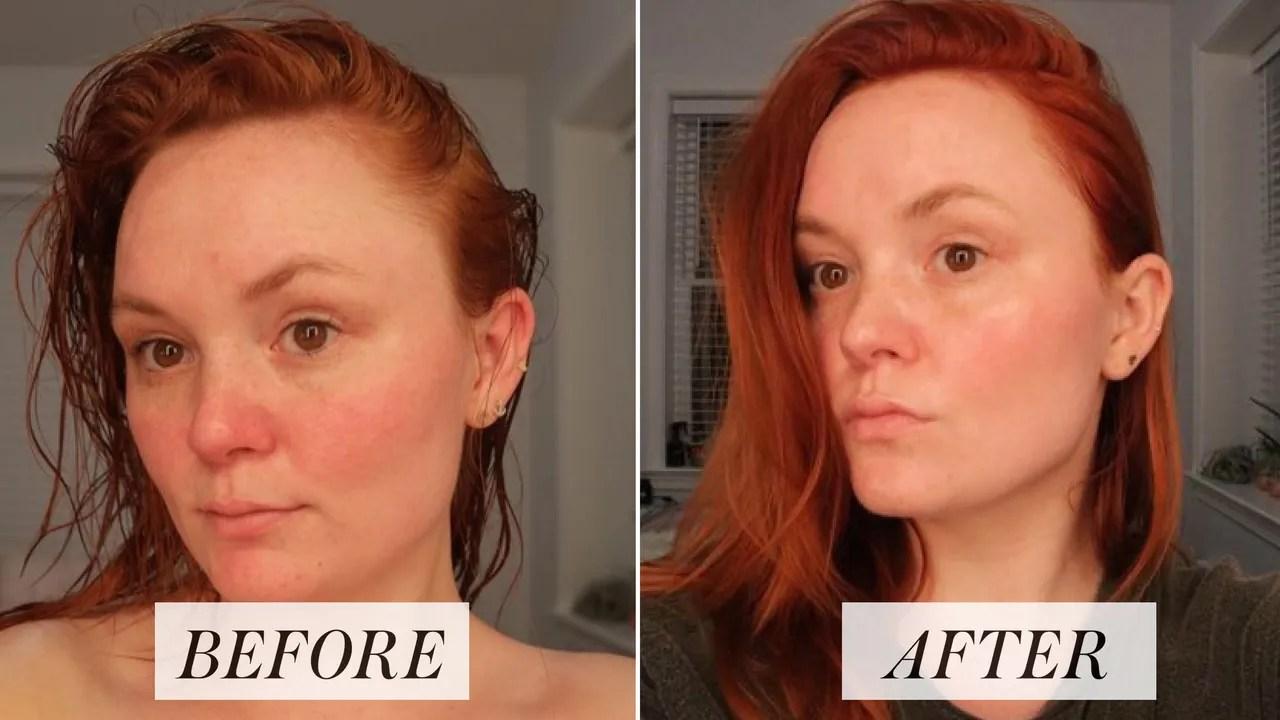 Vs Fresh Face Brightening Gel Cream Review