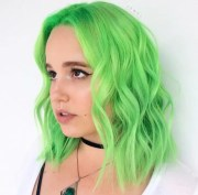 green hair trend tips and tricks