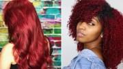 red velvet hair color fall's