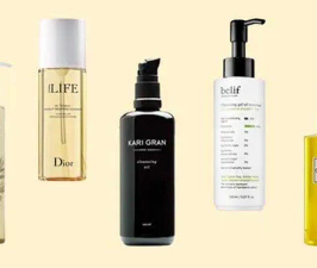 Best Cleansing Oils For 2019 Burts Bees Cleansing Oil Dior Hydralife Cleansing Oil Kari Gran Cleansing