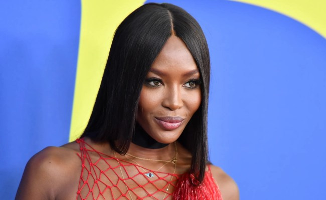 Naomi Campbell Is The New Face Of Nars Allure