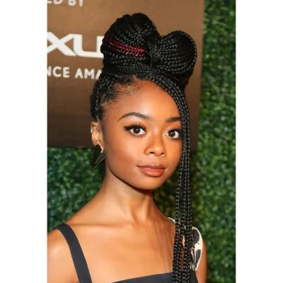 20 Dope Box Braids Hairstyles To Try Allure