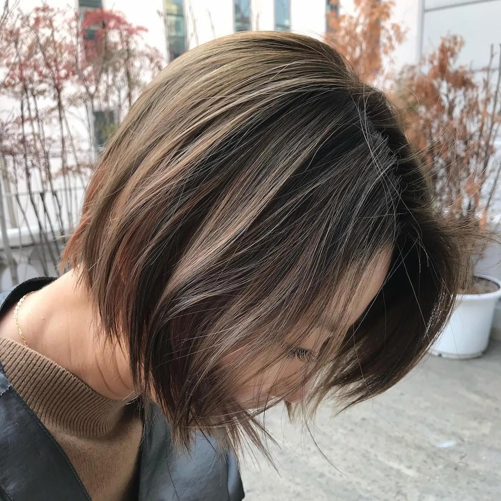 the top hair color