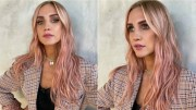 ashlee simpson dyed hair pumpkin