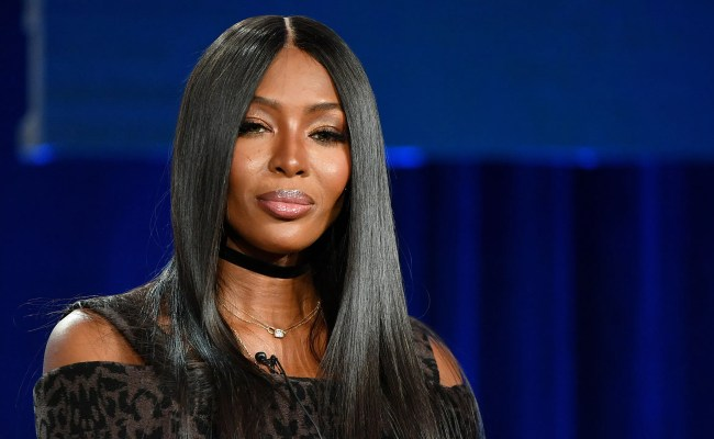 Naomi Campbell Has Faux Locs See Photos Allure