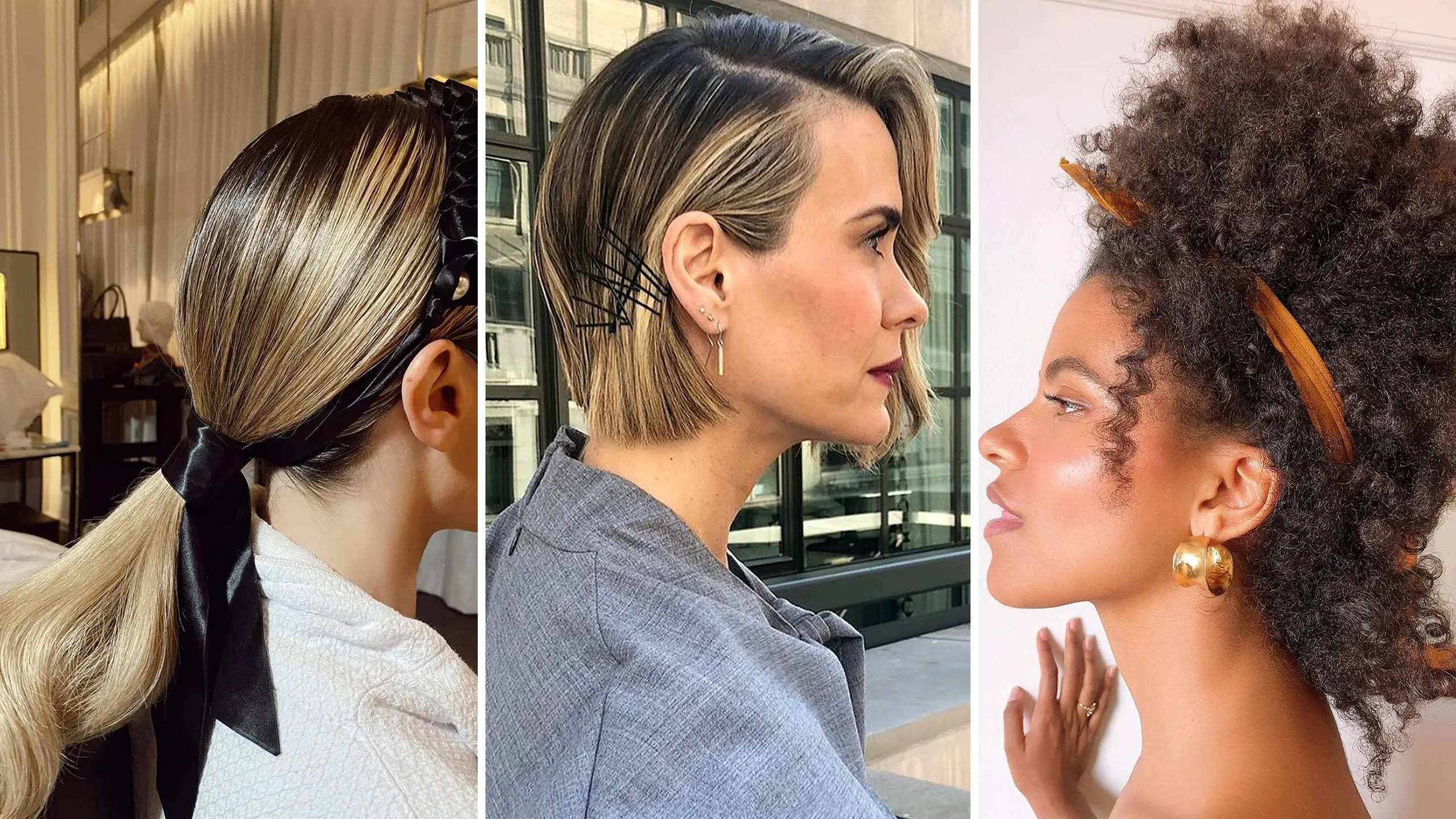 6 Easy Hairstyles For Greasy Hair When You Don T Shampoo Expert