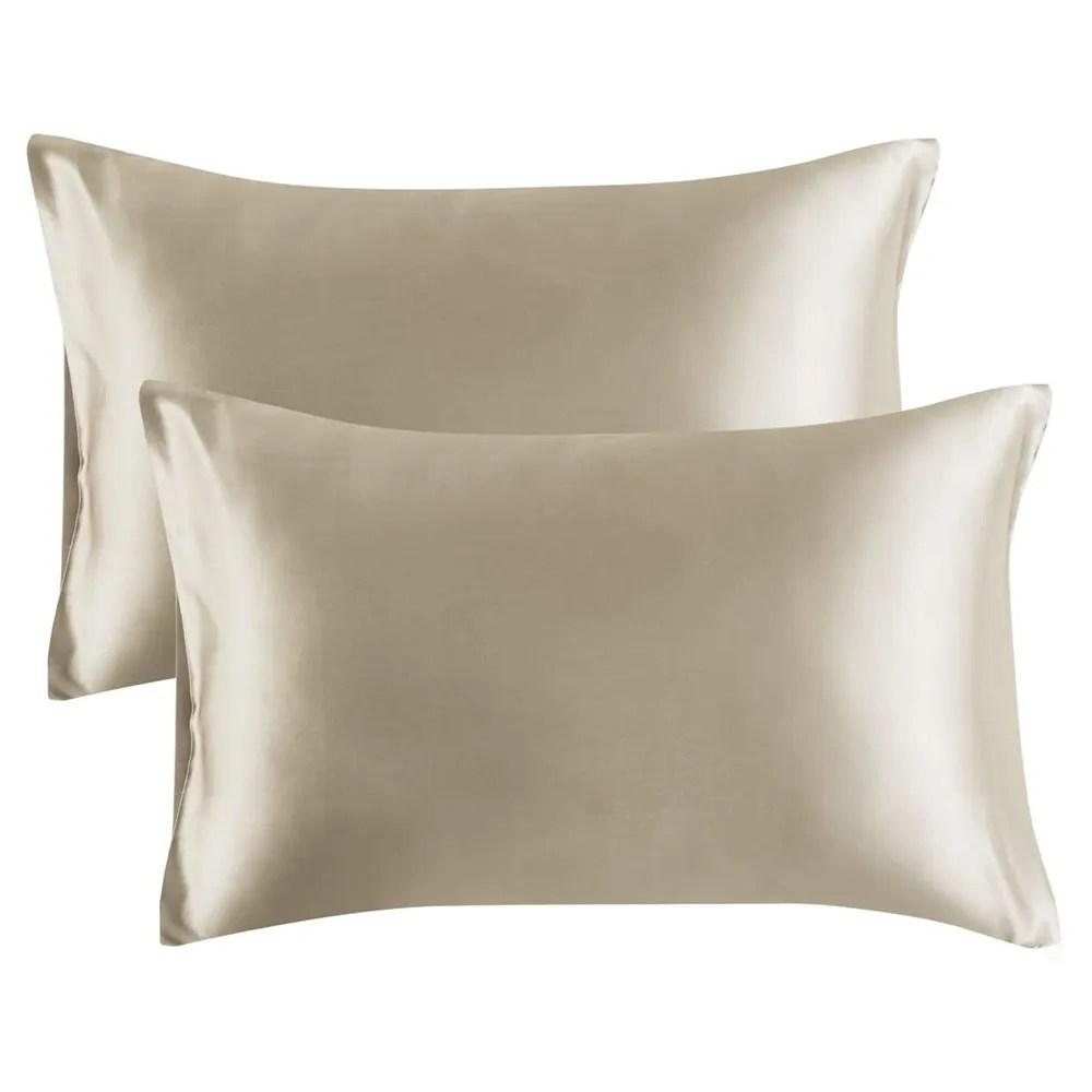 best silk pillowcases for smooth hair