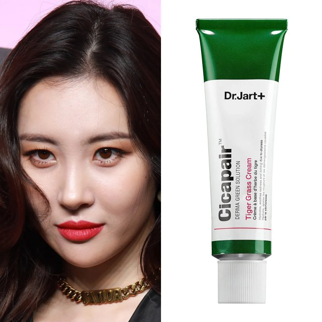 Rich results on Google's SERP when searching 'produk skincare artis Korea'