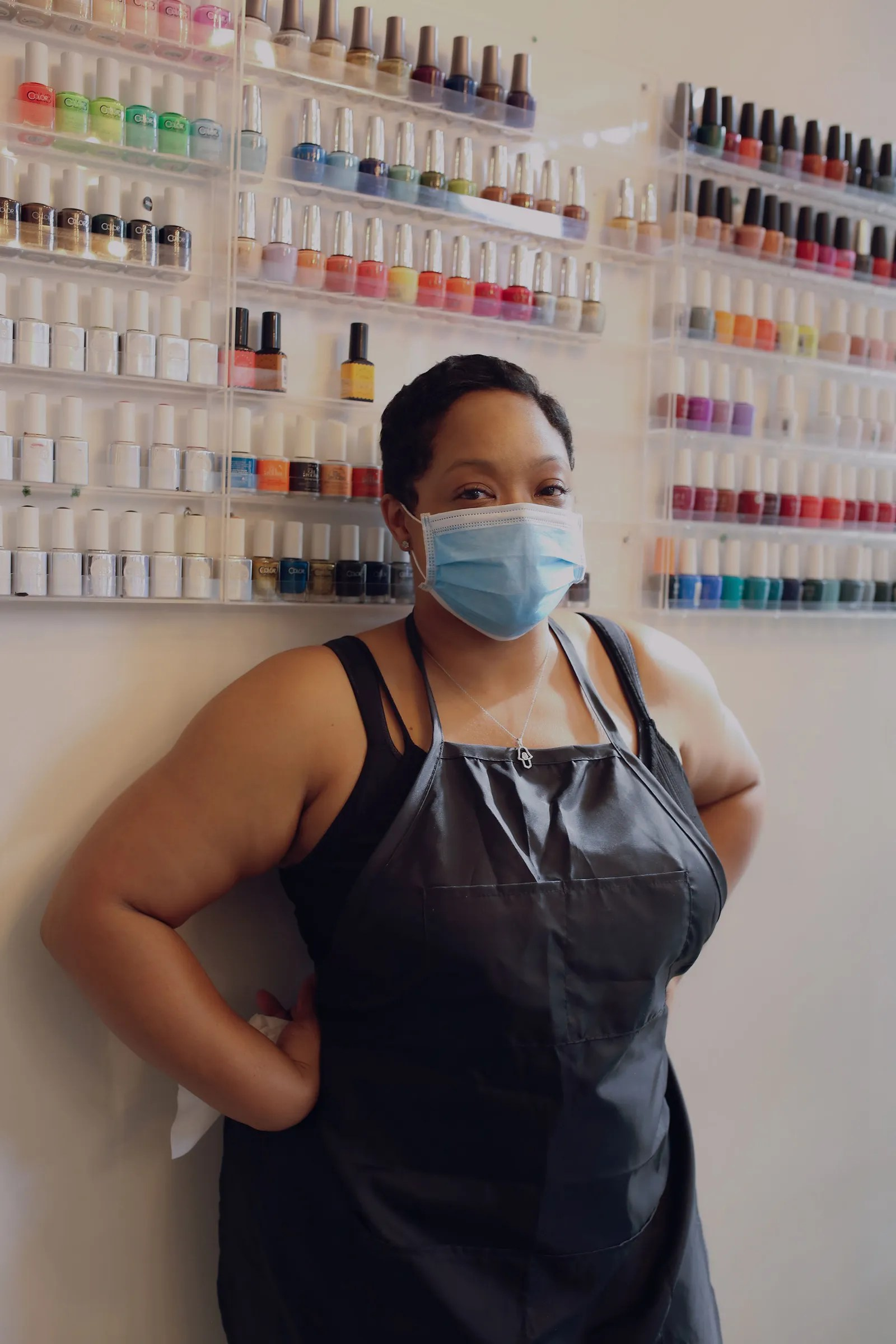 Black Owned Nail Salons Near Me : black, owned, salons, Reopening, Black-Owned, Salon, Brooklyn, During, Pandemic, Interview,, Photos, Allure