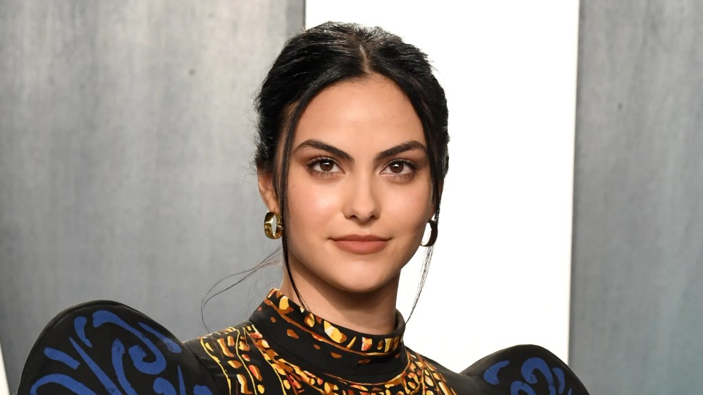 Camila Mendes Is Ready to Throw Beauty Minimalism Out the Window in 2021