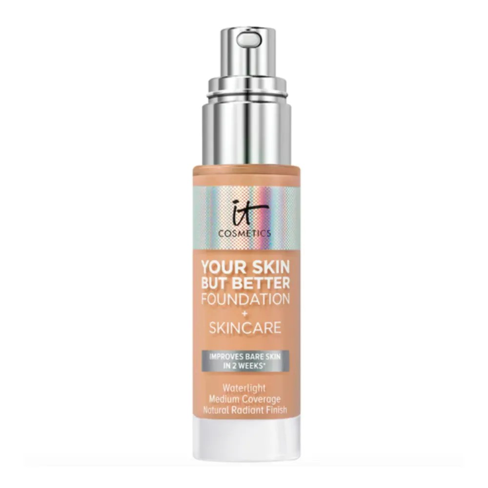 It Cosmetics Your Skin But Better Foundation on white background