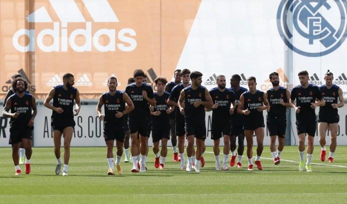 Corona virus infection in Real Madrid