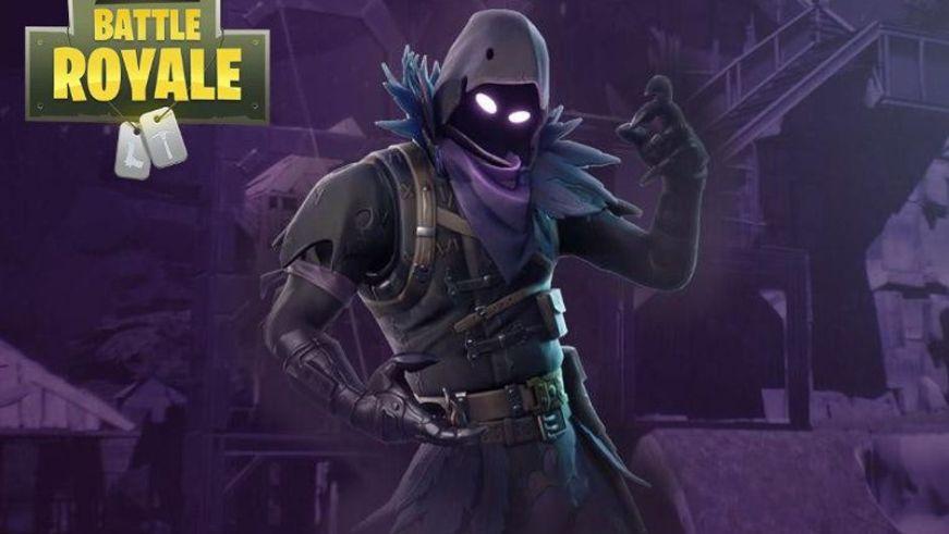 Fortnite's Raven skin sales have crashed Epic Games' store