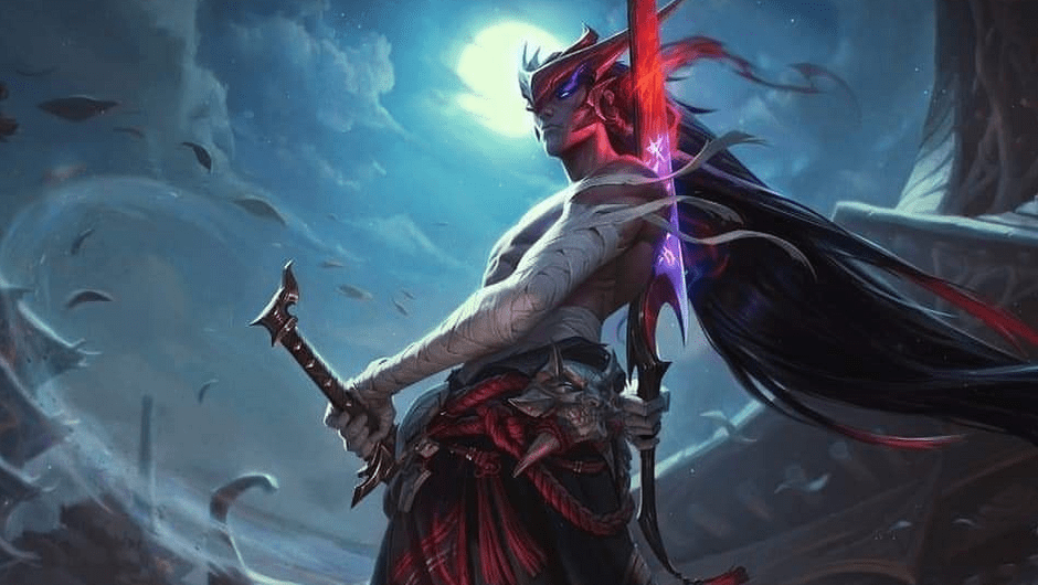 New League of Legends champion Yone is revealed who is Yasuo brother