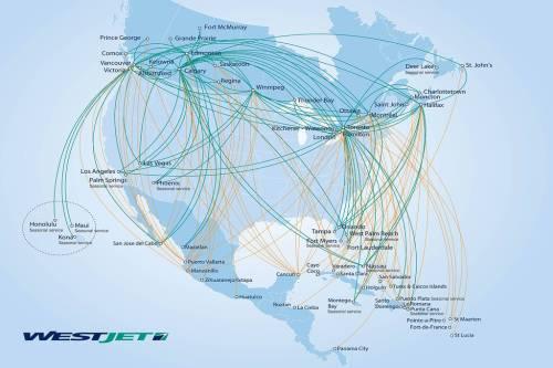 WestJet  Book Our Flights Online  Save  LowFares