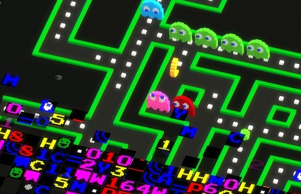 new pac man game