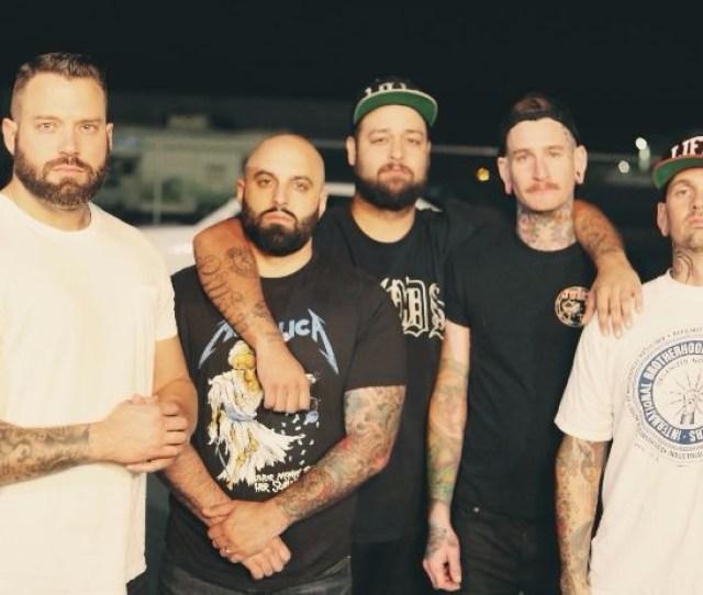 Hardcore Veterans Lionheart Drop New Song Cursed Talk Breakup And Comeback