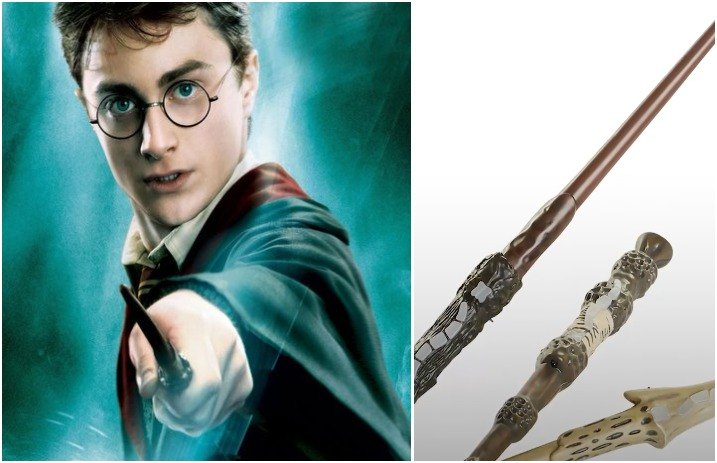 these harry potter wands