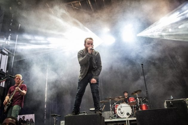 Riot Fest 2018 Sun The Wonder Years