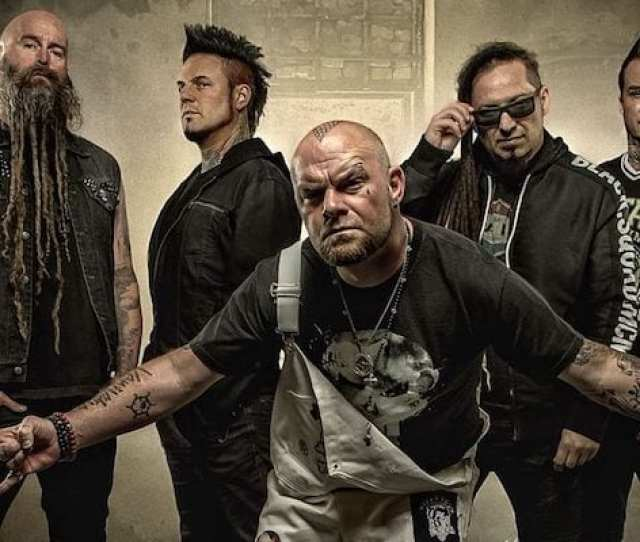 Five Finger Death Punch Guitarist Thinks His Band Has The Worst F
