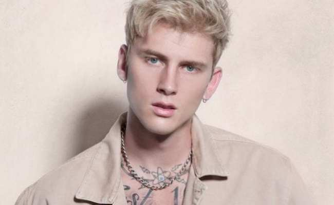 Machine Gun Kelly Climbs The Dirt Billboard For The