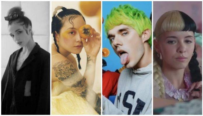 music videos led by musicians, poppy, japanese breakfast, water parks, melanie martinez