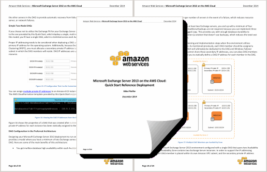 AWS Quick Start Reference Deployment