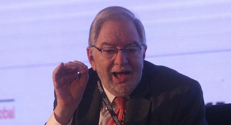 Claudio Loser. (Foto Ignacio Petunchi).